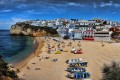 Praia do Carvoeiro Beach Algarve - Photo 4